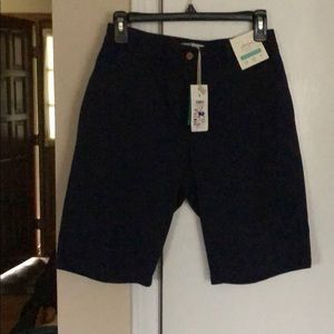 Joules chino stretchy cotton shorts size 6 new